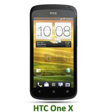 Scheda tecnica HTC One X